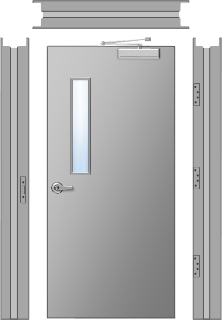 WITH OUR ONLINE DOOR BUILDER  sc 1 th 270 & Direct Doors \u0026 Hardware: Commercial Hollow Doors And Frames