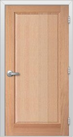 EMBOSSED (1-PANEL)  sc 1 st  Direct Doors \u0026 Hardware & Commercial Wood Doors | Architectural Wood Doors